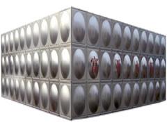 焊接组合式不锈钢水箱